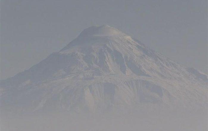 Ağrı Dağı Fotoğraf Tutkunlarının Gözdesi Olmaya Devam Ediyor