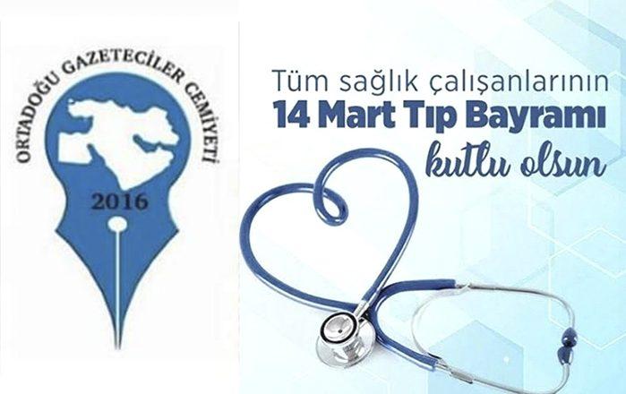 OGC Genel Başkanı Aydın'ın 14 Mart Tıp Bayramı Mesajı