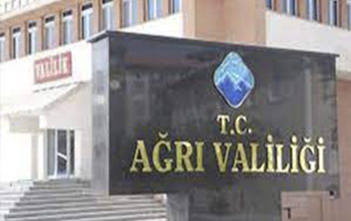 Ağrı'da Bölücü Terör Örgütüne Erzak ve Malzeme Temin Eden 9 Kişi Gözaltına Alındı