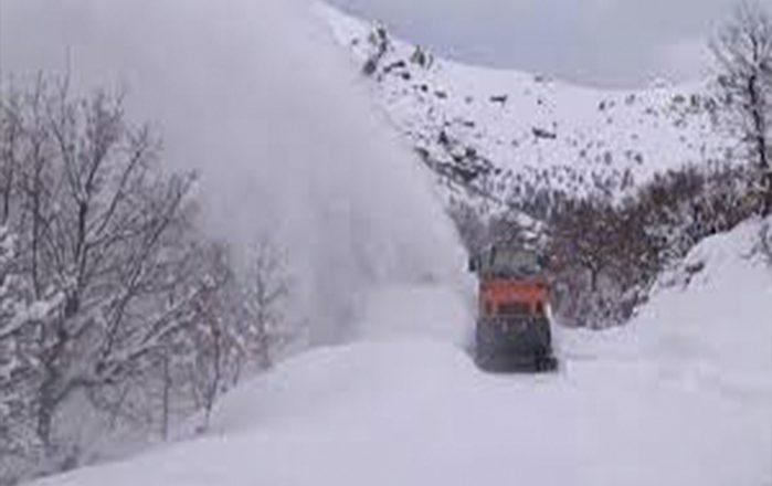 Ağrı ve çevre illerde  karla karışık yağmur ve kar yağışı bekleniyor
