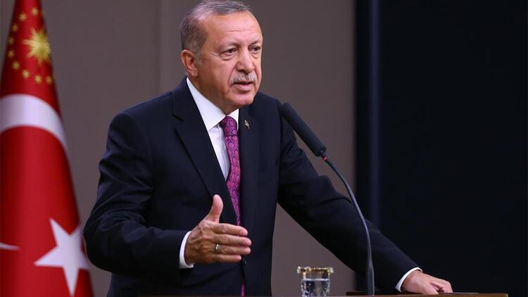 Cumhurbaşkanı Erdoğan: Yeni kontrollü normalleşme sürecini açıkladı