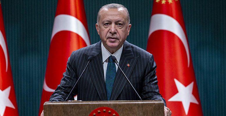 Cumhurbaşkanı Recep Tayyip Erdoğan,Yeniden Ak Parti Genel Başkanı Seçildi