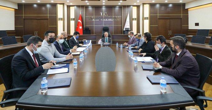 Vali Varol Başkanlığında Covid-19 Değerlendirme Toplantısı Düzenlendi