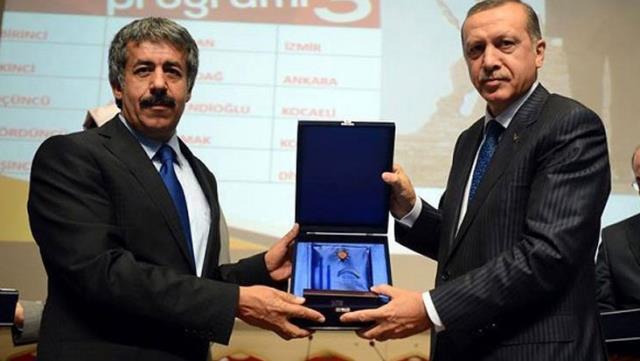 Şeyh Said'in torunu Abdurrahim Fırat, AK Parti Yeni MKYK listesinde yer aldı