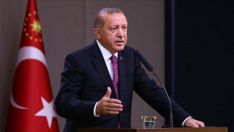 Cumhurbaşkanı Erdoğan çiftçilere 24 milyar lira tarımsal destek sağlayacağız