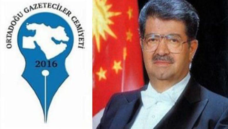 OGC'NİN 8. Cumhurbaşkanı Turgut Özal'ı Anma Mesajı