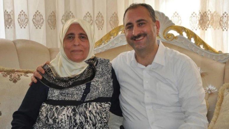 Bakan Abdülhamit Gül'ün Acı Günü