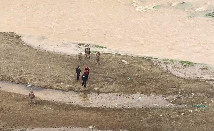 Ağrı'da Murat Nehri'ne Düşerek Kaybolan Küçük İpek'in Cesedi Bulundu