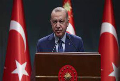 Cumhurbaşkanı Erdoğan: 15 gün kısmi kapanma uygulamasına geçiyoruz