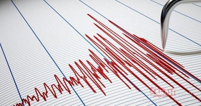 Burdur'da meydana gelen deprem korkuttu!