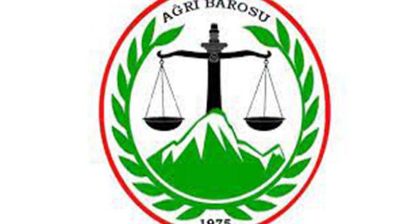 Ağrı Barosu'ndan 5 Nisan Avukatlar Günü Mesajı