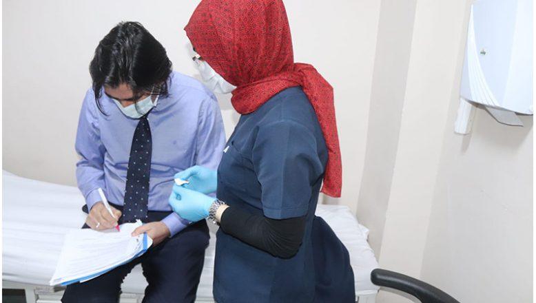 Taşlıçay Belediye Başkanı İsmet Taşdemir KOVİD-19 Nedeniyle Hastaneye Yatırıldı