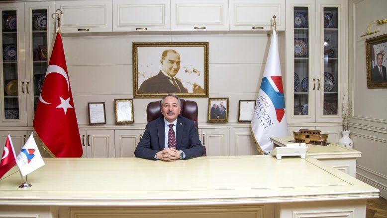 AİÇÜ Rektörü Karabulut'un 23 Nisan Ulusal Egemenlik ve Çocuk Bayramı Mesajı