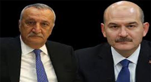 Bakan Soylu'nun Çağrısına Yanıt Gecikmedi, Mehmet Ağar İstifa Etti