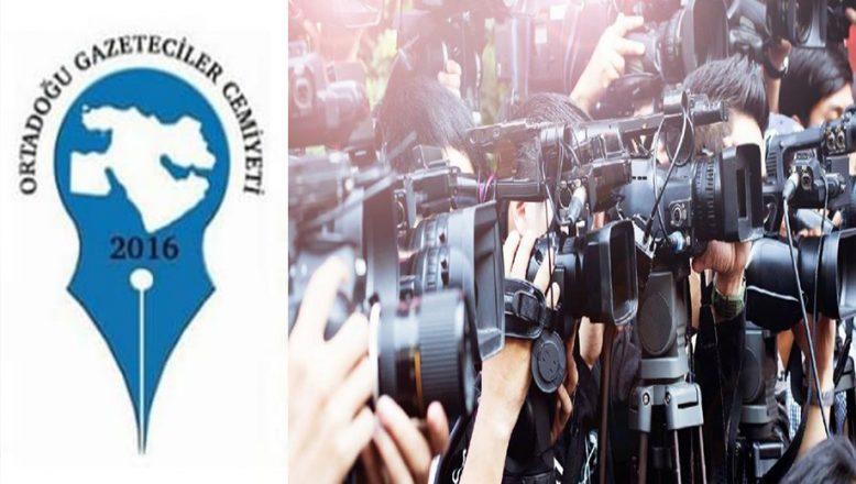 """OGC Genel Başkanı AYDIN'IN """"3 Mayıs Dünya Basın Özgürlüğü Günü"""" Kutlama Mesajı"""