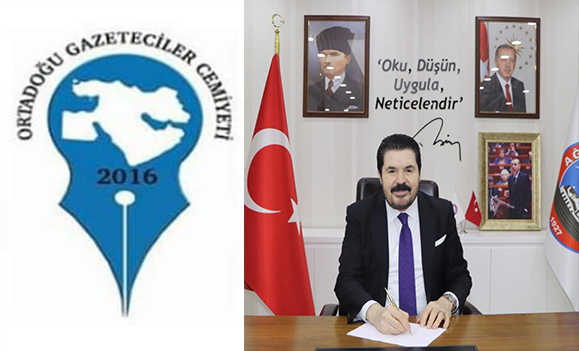 OGC'den Ağrı Belediye Başkanı Savcı Sayan'a  Geçmiş Olsun
