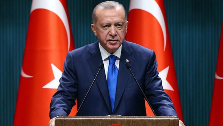 Cumhurbaşkanı Erdoğan: Normalleşme Takvimiyle İlgili Açıklamada Bulundu