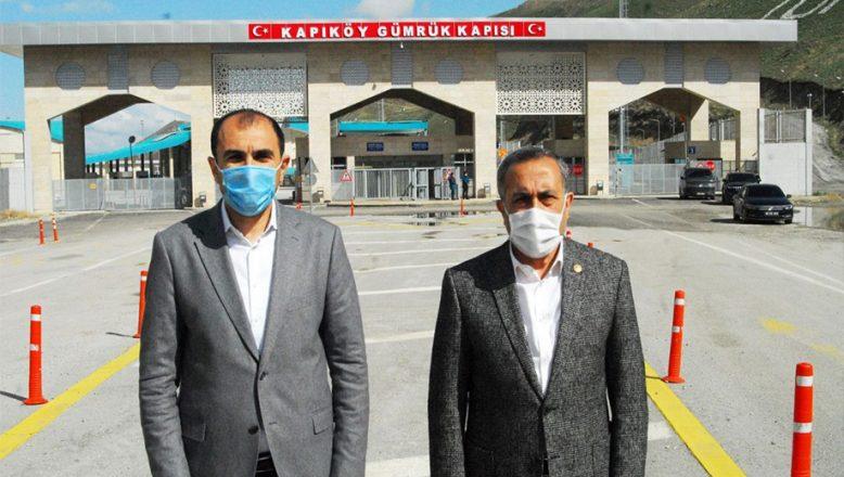 """Van'da Çifte Bayram Sevinci, """"Kapıköy Sınır Kapısı"""" Açılıyor!"""