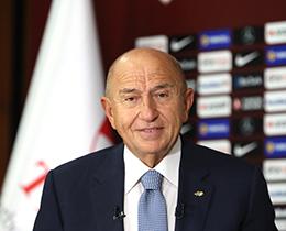 TFF Başkanı Özdemir, Küme Düşme İle  İlgili Açıklama Yaptı