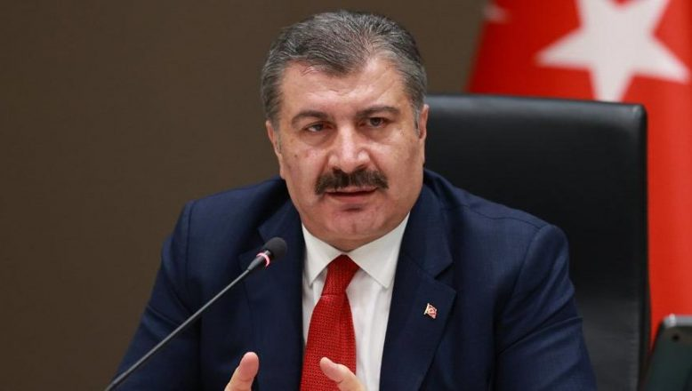 Sağlık Bakanı Koca İllere Göre Yeni Vaka Sayılarını Paylaştı