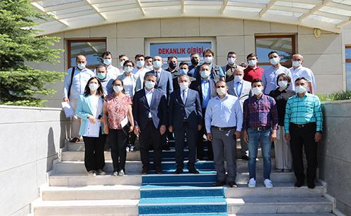 Ağrı İbrahim Çeçen Üniversitesinde Sertifika Töreni Gerçekleştirildi