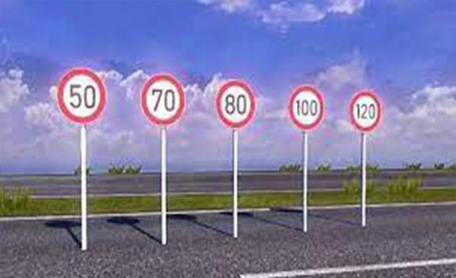 Sürücüler Dikkat! Hız Limitleri Değişiyor