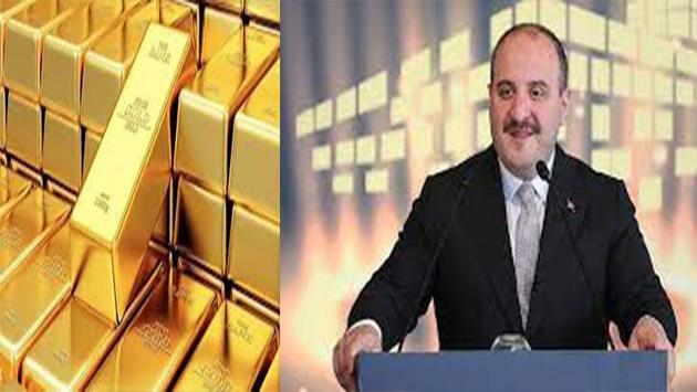 Bakan Varank:Diyadin Altın Madeni Temel Atma Töreni İçin Ağrı'da