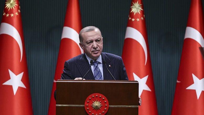 Cumhurbaşkanı Erdoağan:1 Temmuz'dan İtibaren Sokağa Çıkma Yasakları Kalkıyor
