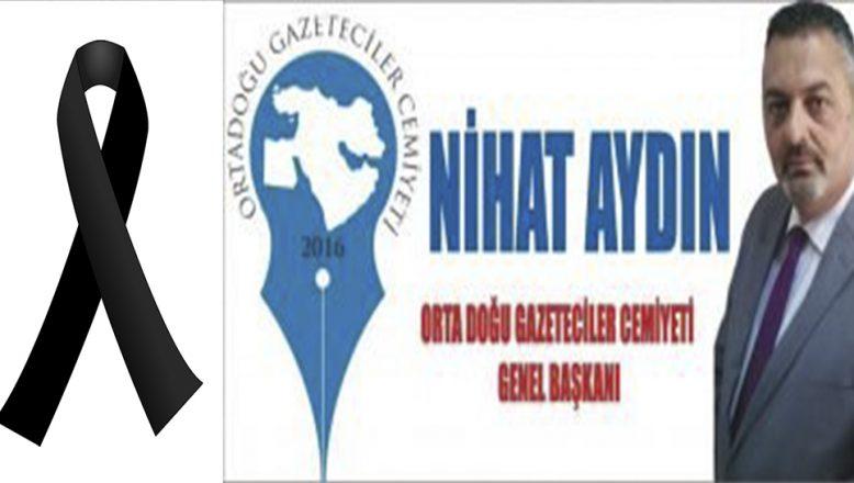 AGC Başkanı Alaettin Aslan'a, OGC'den  Başsağlığı Mesajı