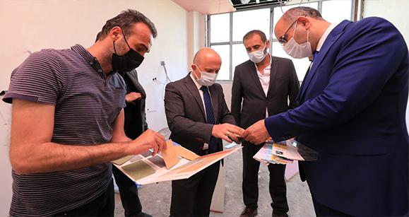 Vali Varol, Karaköse Kaplıcası ve Turizm Alanında İncelemelerde Bulundu