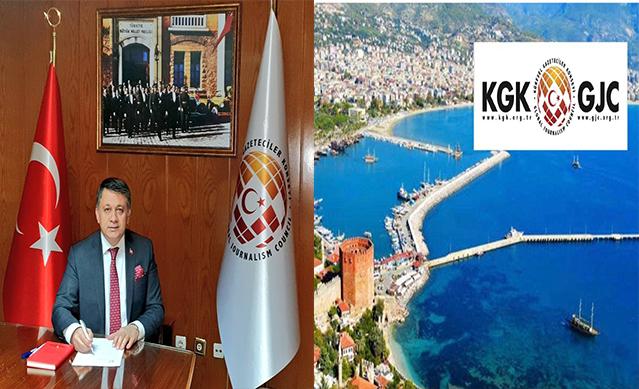 'Küresel Buluşma' 2-4 Temmuz'da Alanya'da Gerçekleşecek