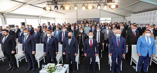 Ağrı-Diyadin-Mollakara Altın Madeni Temel Atma Töreni Gerçekleştirildi