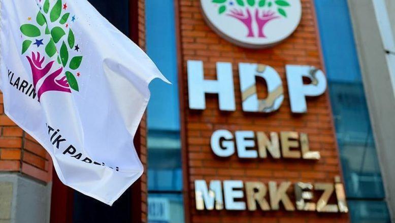 AYM, HDP'nin kapatılma iddianamesini kabul etti