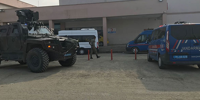 Çaldıran'da mültecileri taşıyan askeri araç kaza yaptı 3 ölü, 6 yaralı