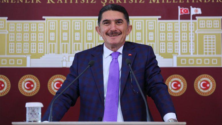 """Milletvekili Çelebi'nin """"24 Temmuz Gazeteciler veBasın Bayramı kutlama"""" mesajı"""