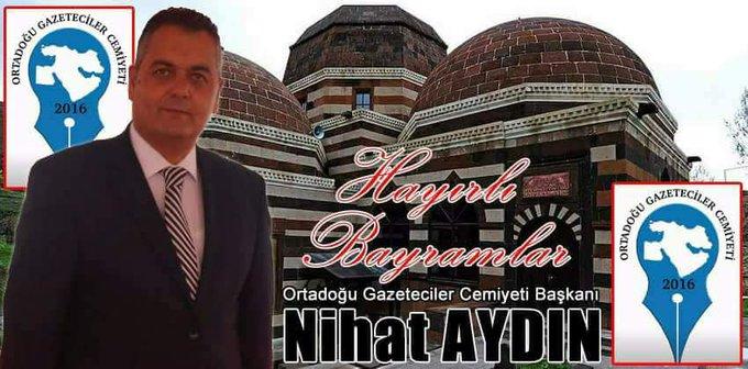 OGC Genel Başkanı Aydın'ın Kurban Bayramı Kutlama Mesajı