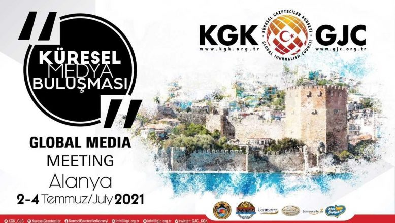 Alanya'da dev organizasyon! Küresel medya buluşması başladı