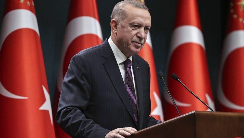 Cumhurbaşkanı Erdoğan:Belediyelerin yaptıkları icraatları takip etmek için illere ekipler gönderdi