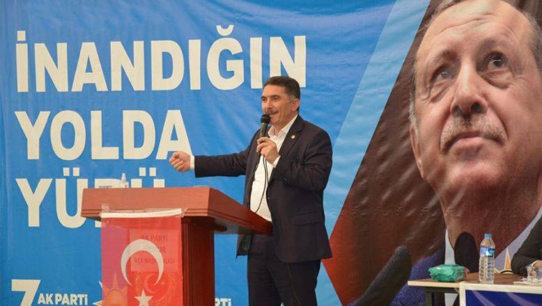 """Milletvekili Ekrem Çelebi: """"AK Parti, Başarıdan Başarıya Koşmaya Devam Edecek"""""""