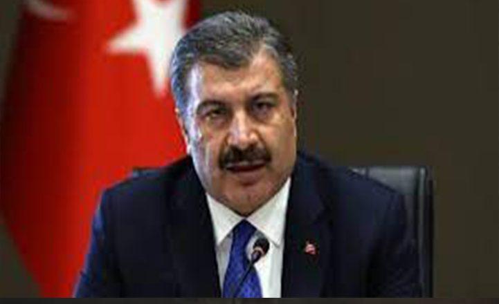 Sağlık Bakanı Fahrettin Koca: Kovid-19 vaka sayılarını açıkladı