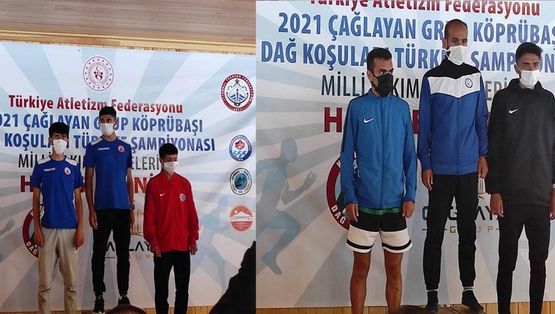 3 Ağrılı Sporcu Dünya Dağ Şampiyonasında ülkemizi temsil edecek