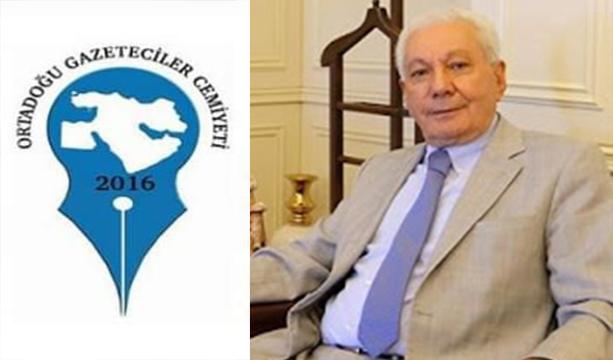 OGC'den Doç. Dr. Yaşar Eryılmaz için taziye mesajı