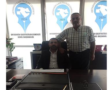 İş Adamı Volkan Barbaros'tan OGC Ziyareti