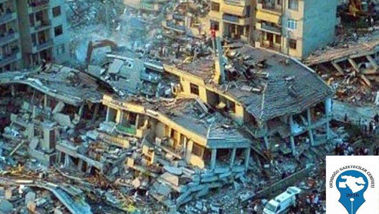 OGC'DEN 17 Ağustos 1999 Marmara Depremi Mesajı
