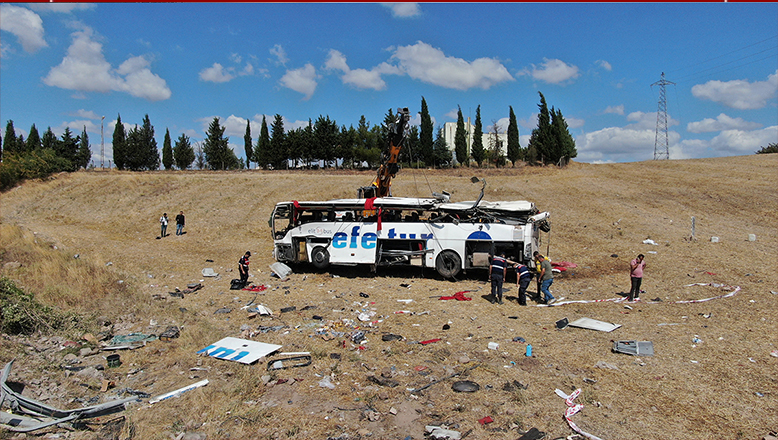 Balıkesir'de ki Kazada Ağrılı 3 Vatandaşımız da Hayatını Kaybetti