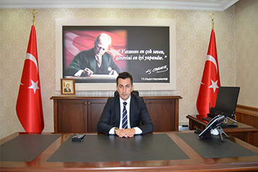 Eleşkirt Kaymakamı Duruk, Aksaray Vali Yardımcılığına Atandı