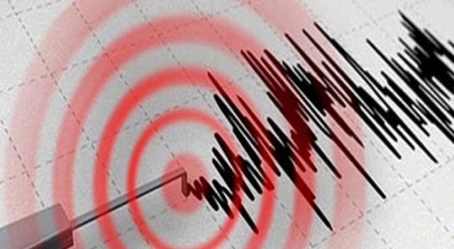 Ege'de 5 büyüklüğünde deprem korku yarattı