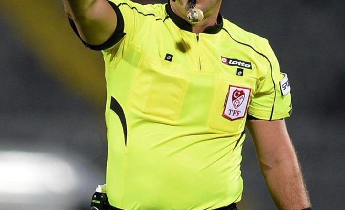 Süper Lig'de sezonunun ilk haftasında görev yapacak hakemler belli oldu