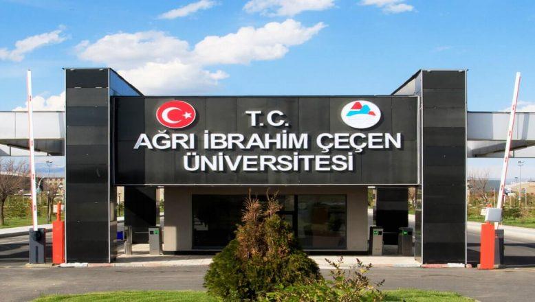 Ağrı İbrahim Çeçen Üniversitesi Öğretim Üyesi Alımı Yapacak