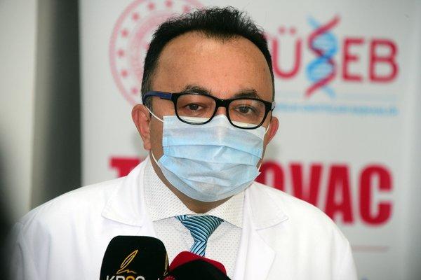 Turkovac ,iki doz aşı yaptıranlara uygulanmaya başlandı